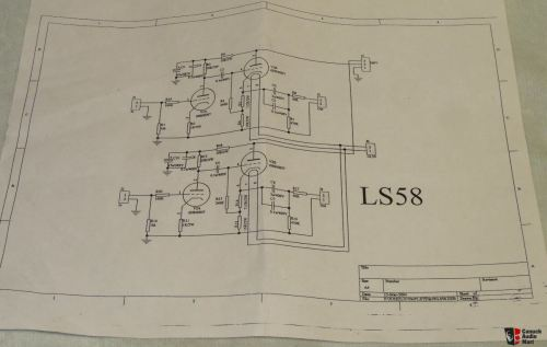 small resolution of lite preamplifier kit and pcb for diy project modified marantz 7 circuit