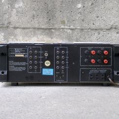 Kenwood Stereo Amplifier Ka 1400b Apexi Afc Neo Wiring Diagram 701 Integrated Photo 241863 Us