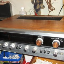 Pioneer Radio Manual 2000 Chevy S10 Headlight Switch Wiring Diagram Vintage Sx 990 Am And Fm Stereo Receiver With