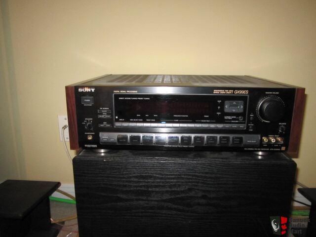 Sony GX99ES Stereo Receiver Photo #646507 - US Audio Mart