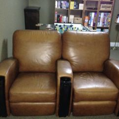 Home Theater Chairs Canada Rolling Bar Stool Man Cave 3 Jaymar Made In Units