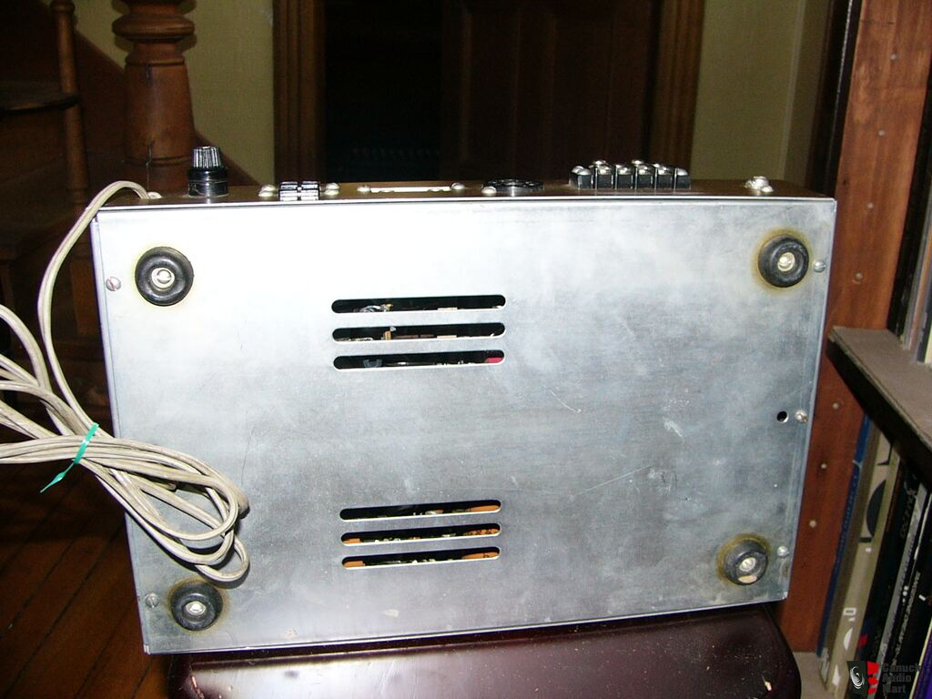 Heathkit W5m Tube Amplifier Photo