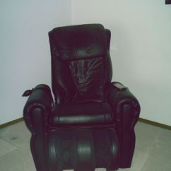 Used Massage Chairs For Sale Black Cotton Chair Covers Home Theater Price Drop Photo