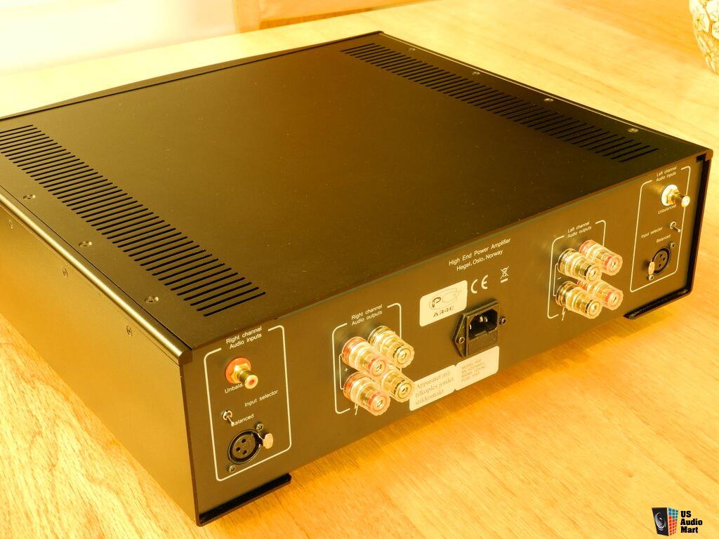 Power Amplifier 20 Watt With Ic An7154