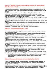 Fiche De Lecture Vendredi Ou La Vie Sauvage : fiche, lecture, vendredi, sauvage, Vendredi, Sauvage, Résumé, Chapitres, Fiches, Lecture