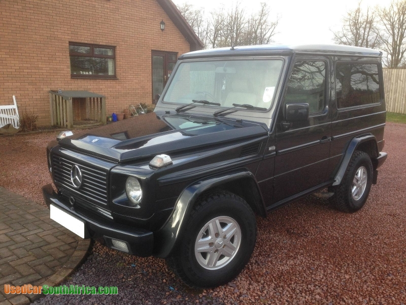 1991 Mercedes Benz Gl500 G Wagon Swb 300gds Used Car For