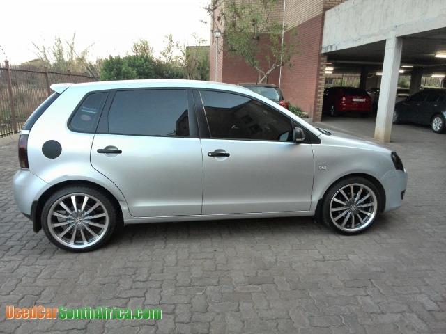 2011 Volkswagen Polo Vivo Used Car For Sale In