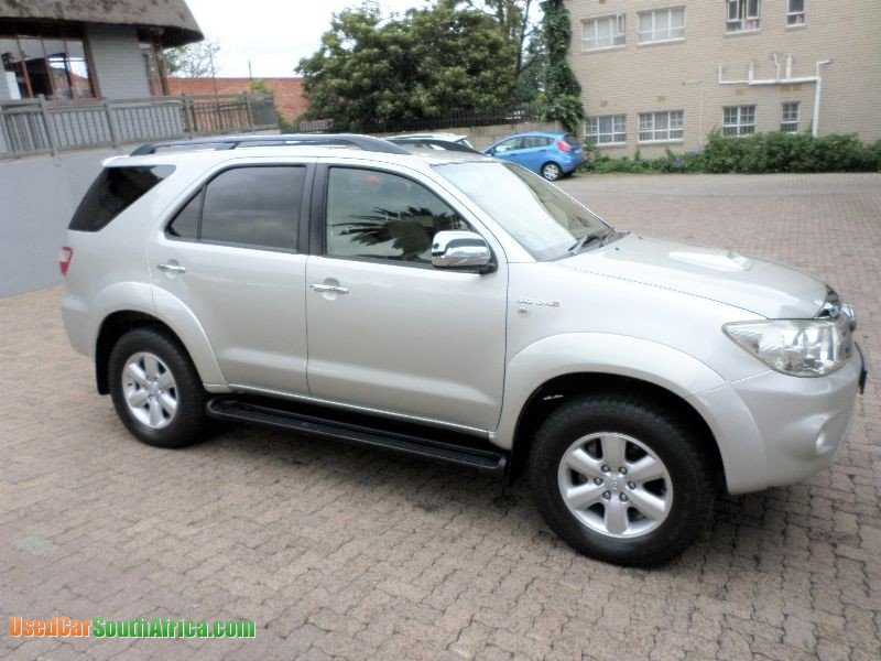 2016 toyota fortuner for sale south africa