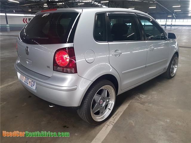 2009 Volkswagen Polo Vivo Used Car For Sale In