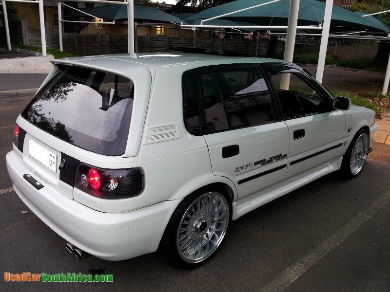 2004 Toyota Tazz 1 6 Used Car For Sale In Kempton Park