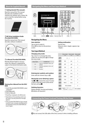 Canon printer Color imageCLASS MF628Cw User Manual