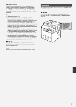 Canon printer imageCLASS D1550 User Manual