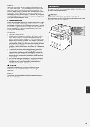 Canon printer imageCLASS D1550 User Manual