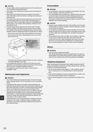 Canon printer imageCLASS MF6160dw User Manual