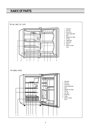 Daewoo Fr 146r Service Manual