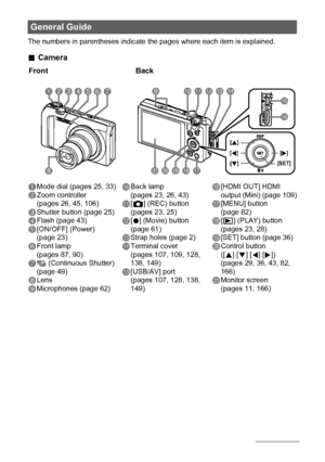 Casio Exilim EX ZR100 User Manual