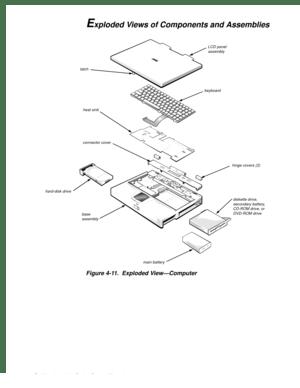 Dell Inspiron 3000 Service Manual