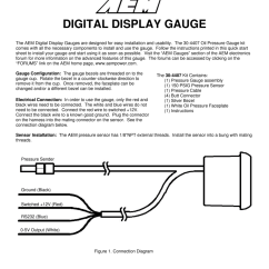 Pricol Oil Pressure Gauge Wiring Diagram How To Wolf Whistle Best Library Electric
