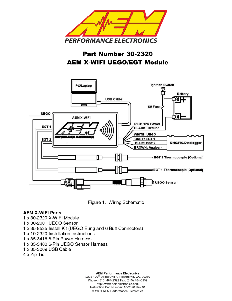Aem Wiring Harness - Auto Electrical Wiring Diagram on