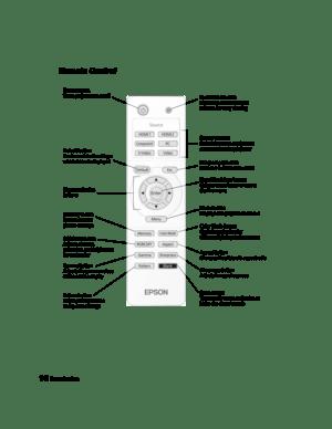Epson Powerlite Home Cinema 8100 Users Guide