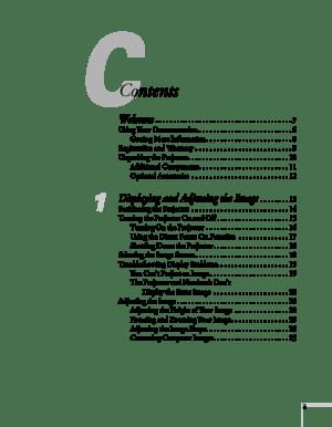 Epson Projector Powerlite 1735w User Manual