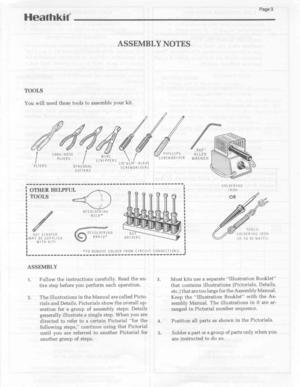 Heath Zenith HFT9 Manual