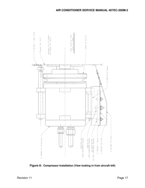 AirComm Corporation Bell 407 Air Conditioner Instructions