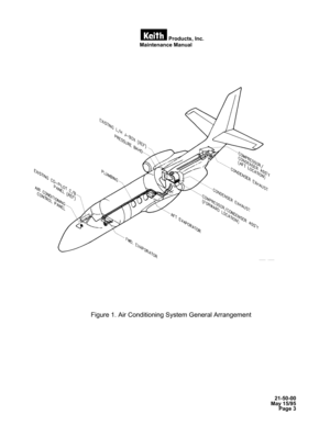AirComm Corporation Cessna Citation 550 560 Maintenance Manual