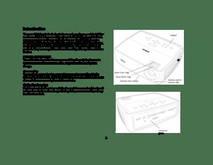 InFocus Projector Work Big In2102 User Manual