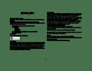 InFocus ScreenPlay 7200 Projector User Manual