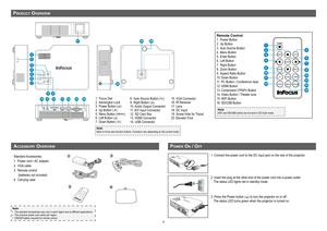 InFocus Projector IN1144 User Manual