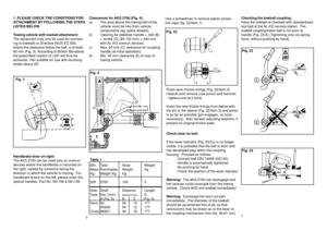 AL-KO AKS 2700 Handbook User Manual