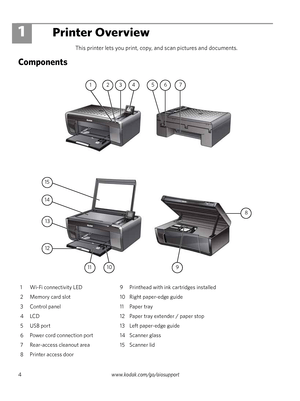 Kodak ESP 5250 User Manual