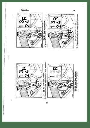 Ac22260 Land Rover General Al5 1978 Army Manual