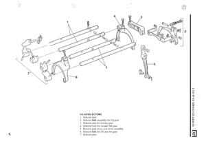 Land Rover Defender 90 110 Workshop Book 3 Rover