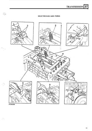 Land Rover Defender 90 110 Workshop Book 8 Bulletins Rover