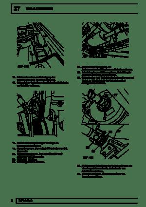 Land Rover Defender Workshop Werkstatthandbuch Td5 10 98 Rover German Version Manual