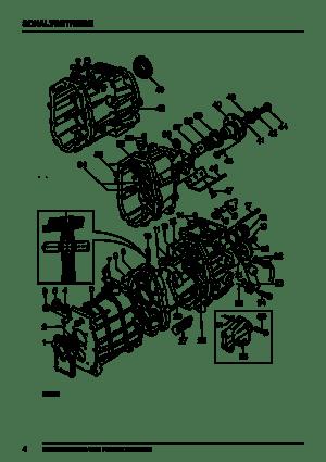 Land Rover R380 Gearbox Schaltgetriebe Ueberholung R380 Rover German Version Manual