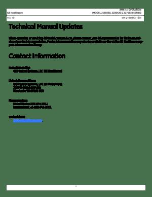 GE Amx 4 Instruction Manual