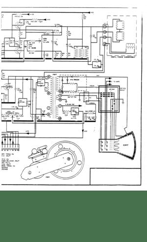 Midway Rgb100q Schematics Sheet Manual