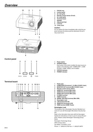 Mitsubishi Xd250u-St Data Projector Users Manual