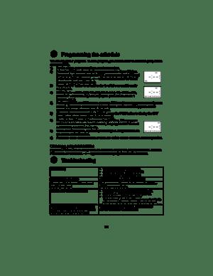 Honeywell Rpls730b1000u Manual
