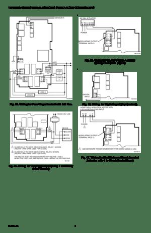 Honeywell T775abm Manual