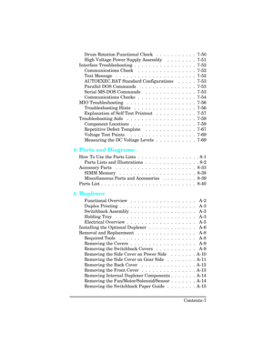 HP Laserjet 4 Manual