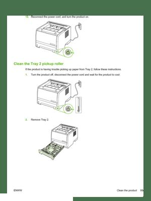 HP LaserJet P2055dn User Manual