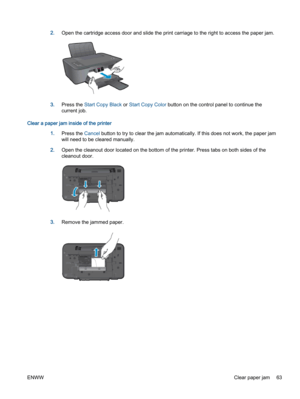 HP Deskjet 2540 User Manual