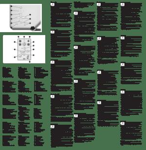 HP Vp6310b Digital Projector Quick Setup Guide