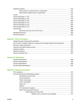 HP P3015 Service Manual