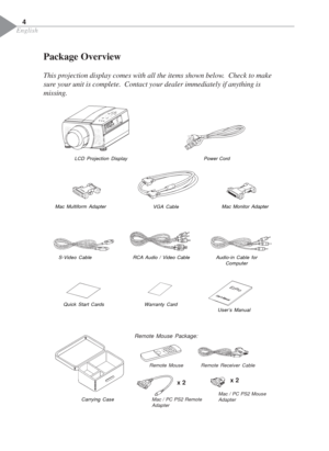 Optoma Projector Ep600 User Manual