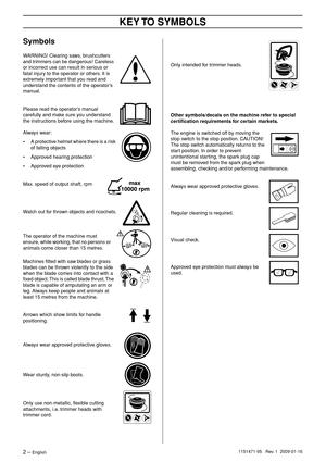 Husqvarna Etech Ii 326l Manual